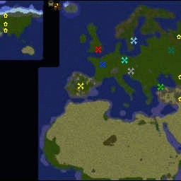 Europe at War VIC2.70