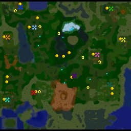 Lord Of The Rings 08  Warcraft 3 Maps  Epic Warcom