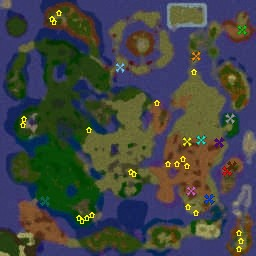 Wars of Warcraft: The Legend v1.3