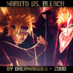 Naruto vs Bleach 1.0b
