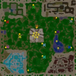 World of Warcraft -THE BEST MAP 2.3
