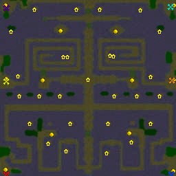 WATER_CJR_ Warcraft III map