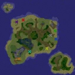 Preview Map Murloc Campaign XP