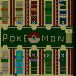 Pokemon Defense 3.3e