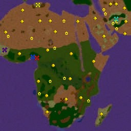 Africa! jonathans version build