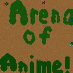 Arena of Anime