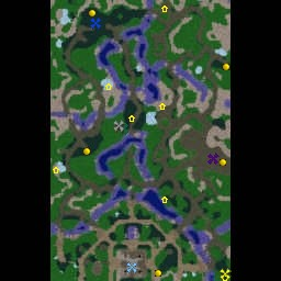 Fotw Campaign Fall Of Silvermoon 12 Warcraft 3 Maps Epic War Com