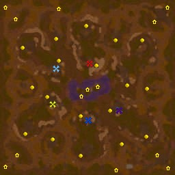 WOWCatalysm map: Land of Barrens 02