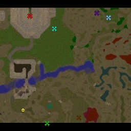Lord Of The Rings  Warcraft 3 Maps  Epic Warcom