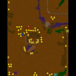 Barrens-Ahenvale Route v1.5