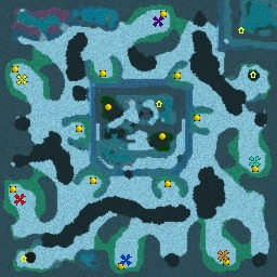 warcraft 3 frozen throne maps